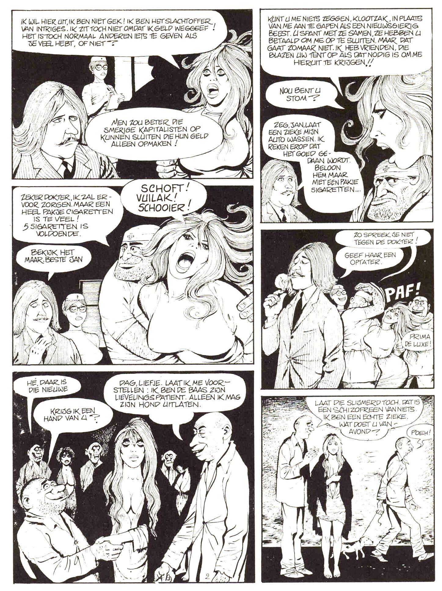 Paulette Gaat Trouwen van George Pichard