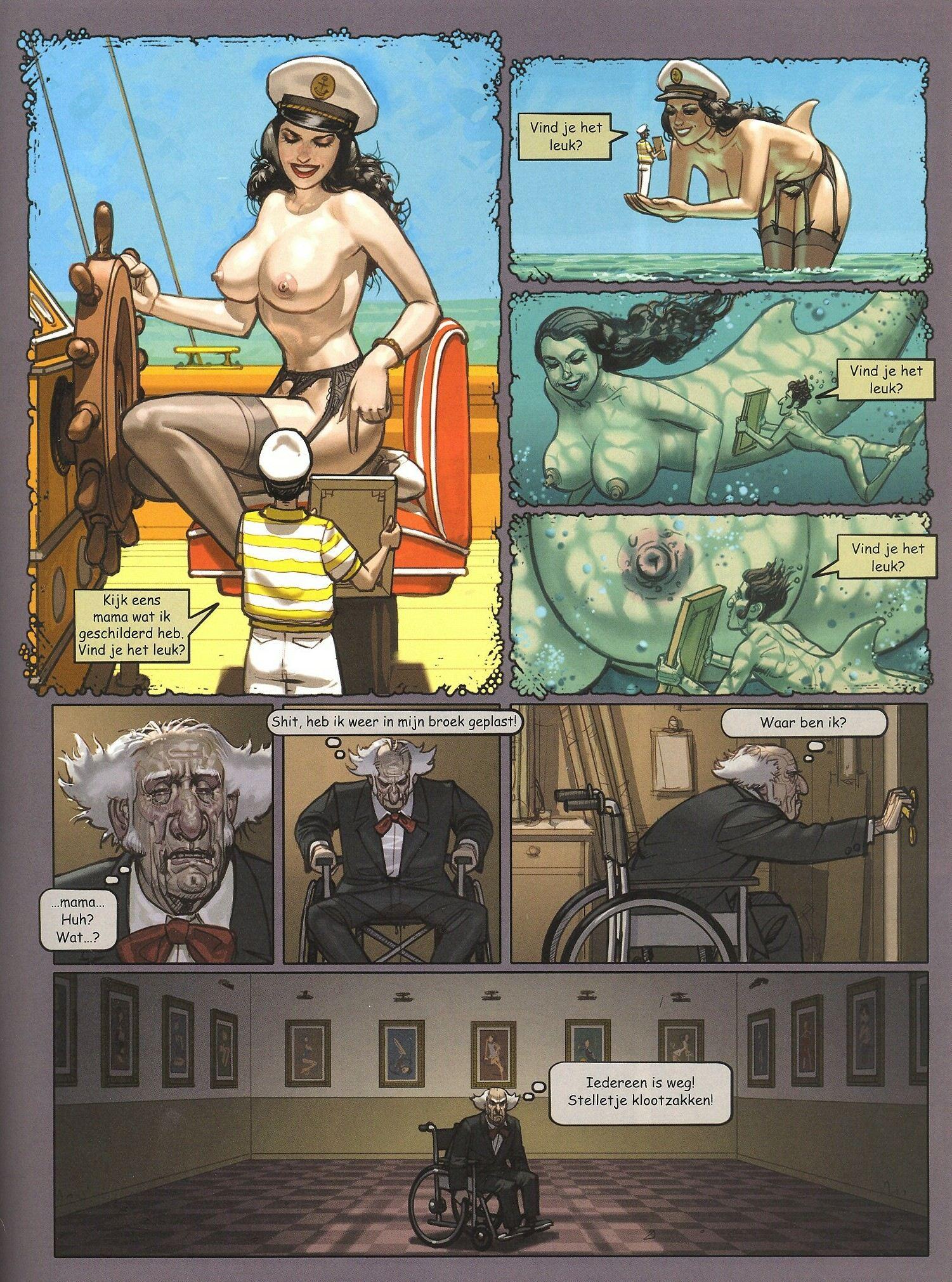 Tentoonstelling De kapitein van Ignacio Noe