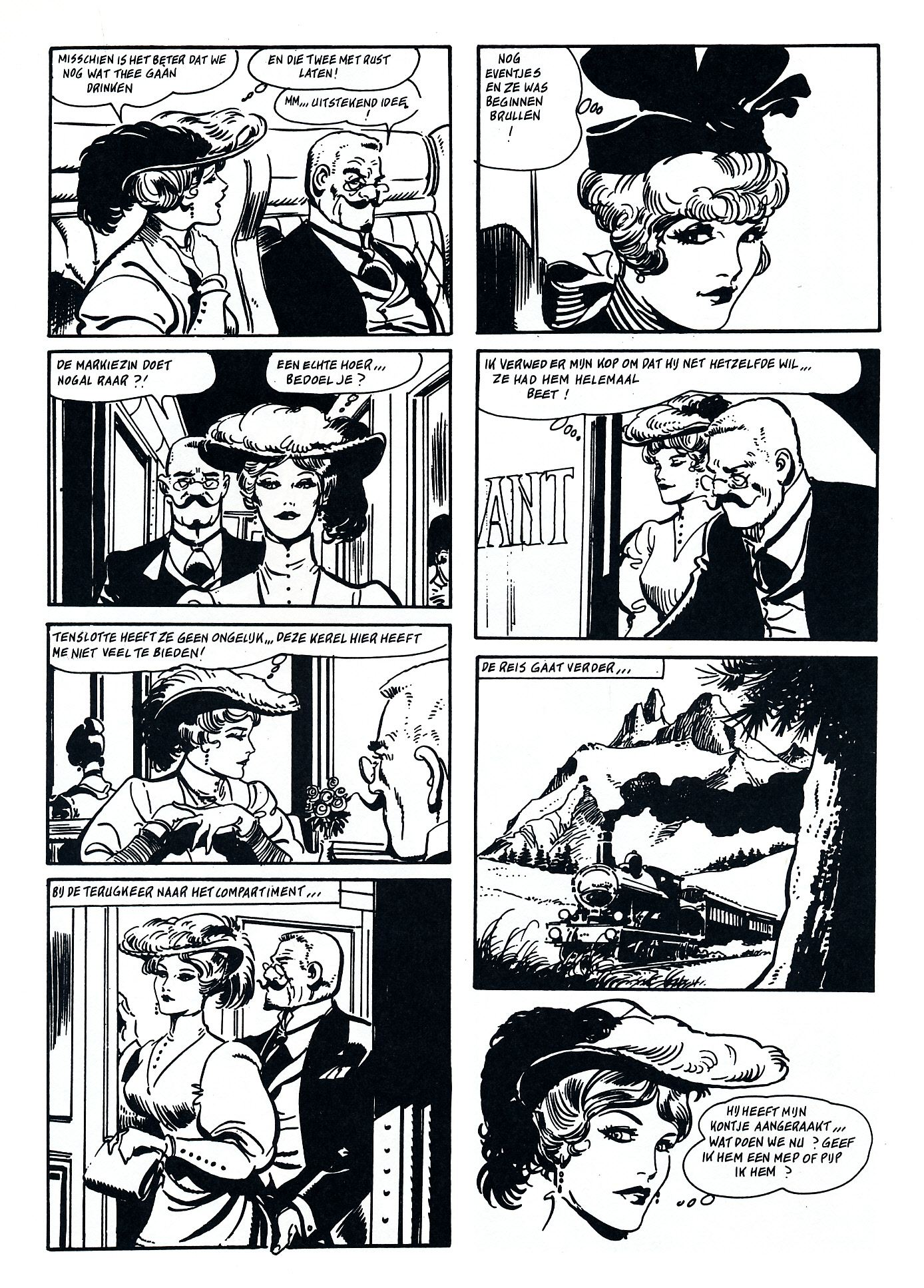 Casino 1 Blue Train van Leone Frollo