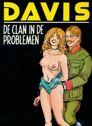 De Clan in de Problemen by Alan Davis