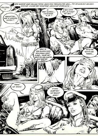 Lenas Inwijding van Alan Davis
