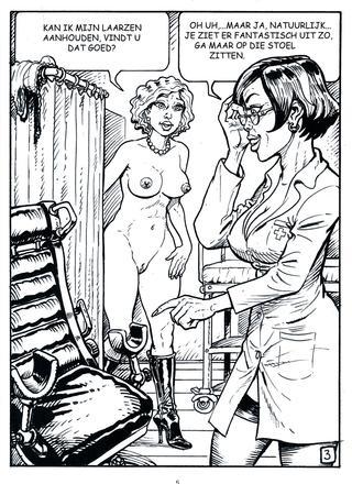 Dokter Sylvia van Buster
