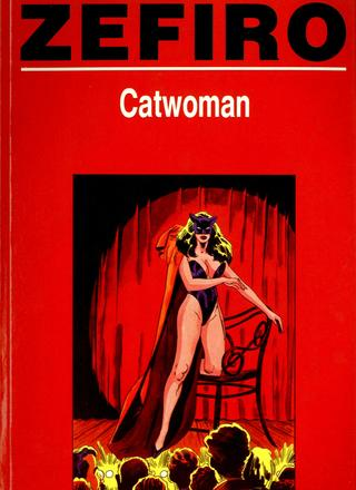 Catwoman van Carlos Zefiro