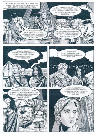 Alexander de Grote van Celestin