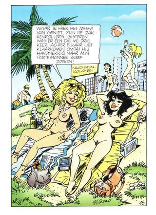 Strips 1 van Di Sano