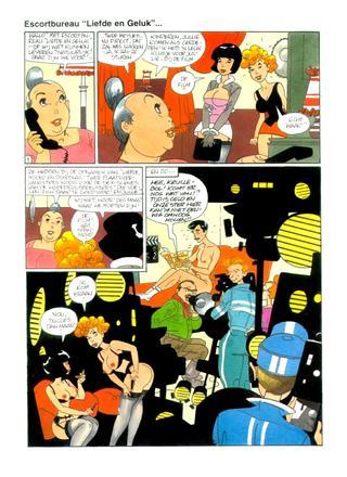 Escortbureau Liefde en Geluk van Dick Matena