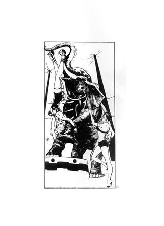 De Boeienkoningin van Eric Stanton