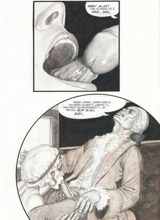 Ongelukkige Janice van Erich von Gotha