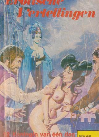 Koningin Van Een Dag van Erotische Vertellingen
