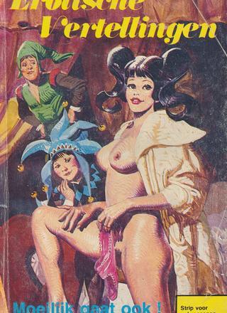 Moeilijk Gaat Ook van Erotische Vertellingen