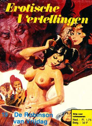 De Robinson Van Vrijdag van Erotische Vertellingen