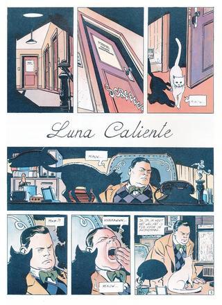Luna Caliente van Franco Saudelli