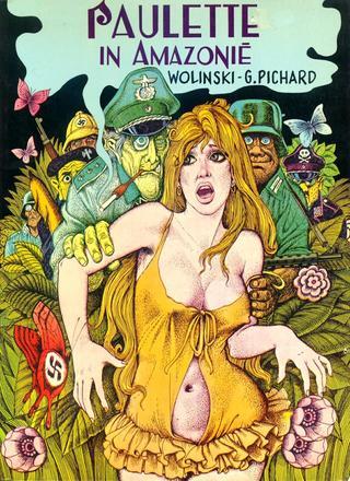 Paulette In Amazonie van George Pichard