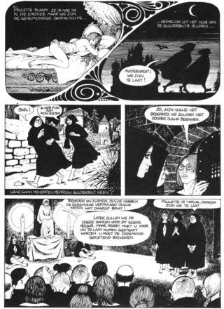 De Zonderlinge Avonturen Van Paulette van George Pichard