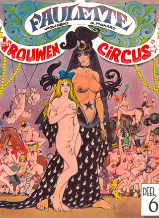 Het Vrouwen Circus by George Pichard