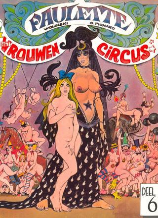 Het Vrouwen Circus van George Pichard