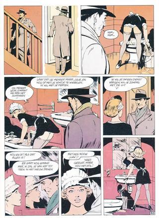 Dotje van Georges Levis