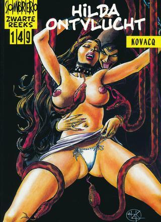 Hilda Ontvlucht van Hanz Kovacq