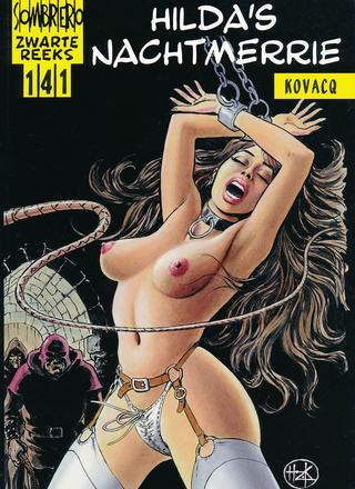 Hildas Nachtmerrie van Hanz Kovacq