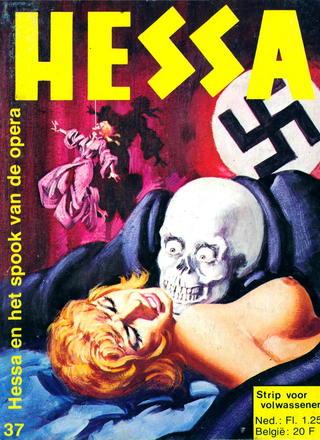 Hessa En Het Spook Van De Opera van Hessa
