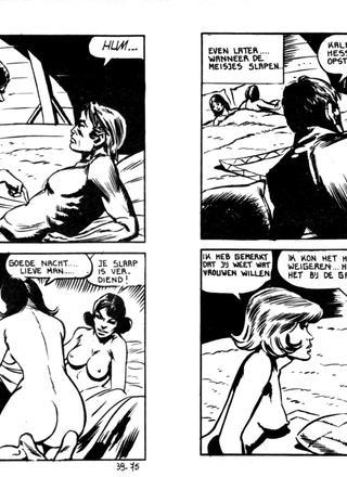 Orgasme en Geweld van Hessa