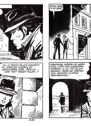 Uitwisseling van Spionnen van Hessa