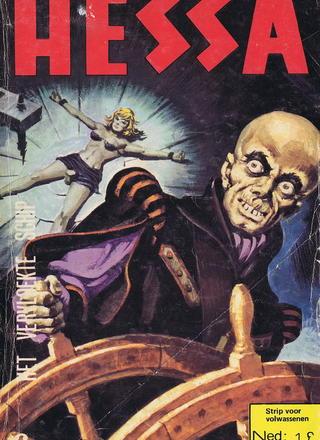 Het Vervloekte Schip van Hessa