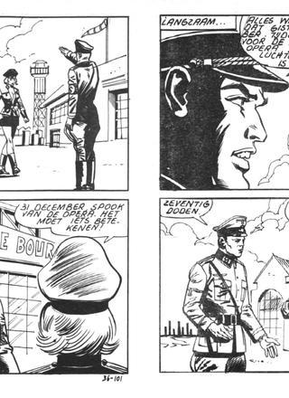 Agente X-Slachtpartij van Hessa