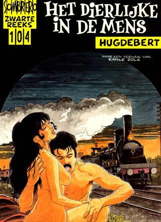 Het Dierlijke In De Mens by Hugdebert