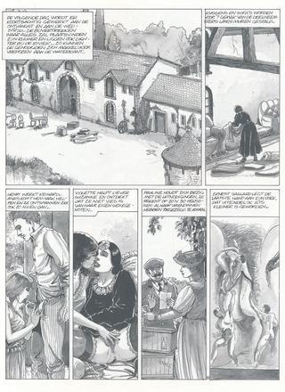 Tante Pauline van Hugdebert