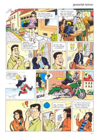 Strips 5 van Jaap de Boer