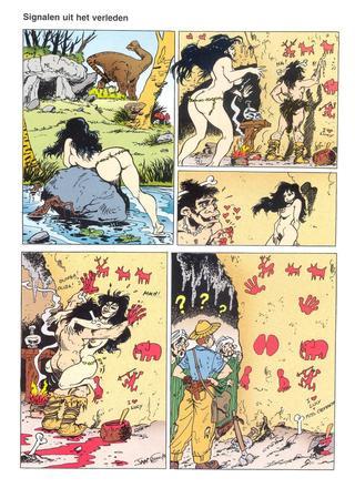 Strips 11 van Jaap de Boer
