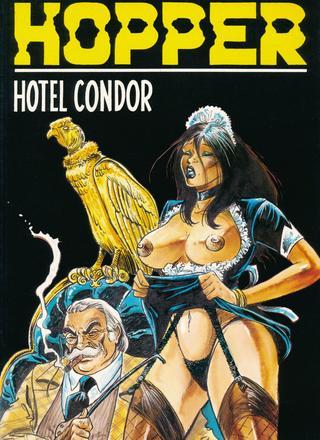 Hotel Condor van Jack Henry Hopper
