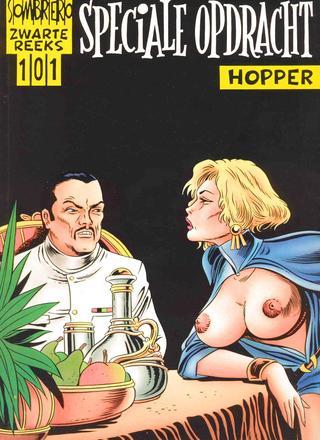 Speciale Opdracht van Jack Henry Hopper