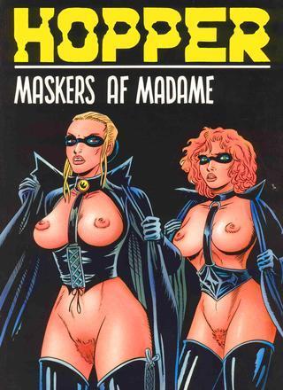 Maskers af Madame van Jack Henry Hopper