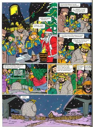 Het Kerstmannetje van Jan Bucquoy