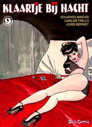 Klaartje Bij Nacht 9 van Jordi Bernet