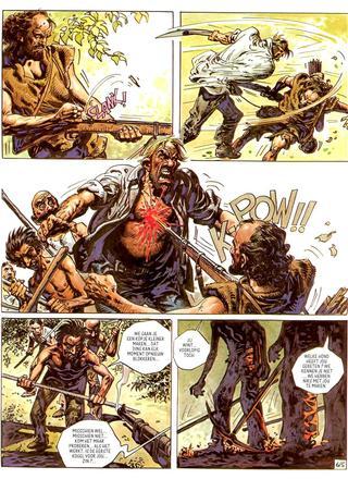 Hombre 2 De Laatste Vijand van Jose Ortiz, Antonio Segura