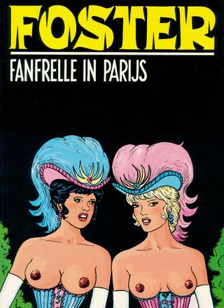 Fanfrelle in Parijs by Loic Foster