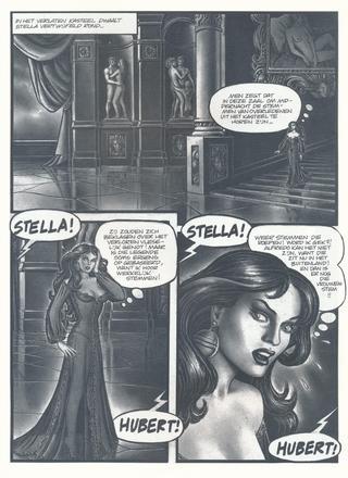 De Ppwindende Nachten van Stella van Loic Foster