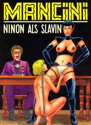 Ninon als Slavin van Mancini