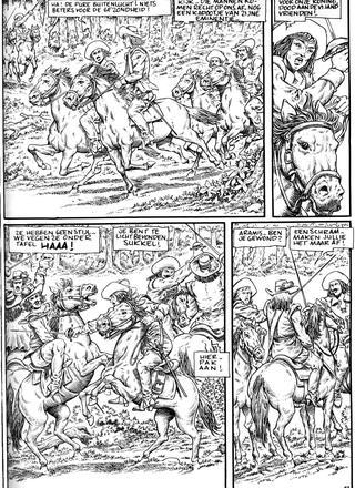 De Drie Musketiers van Mancini