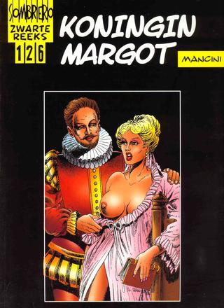 Koningin Margot de Mancini