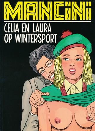 Celia en Laura op Wintersport by Mancini