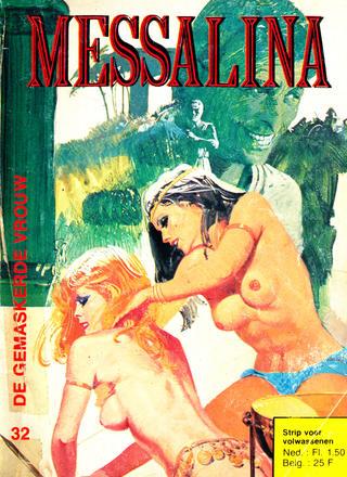 De Gemaskerde Vrouw van Messalina