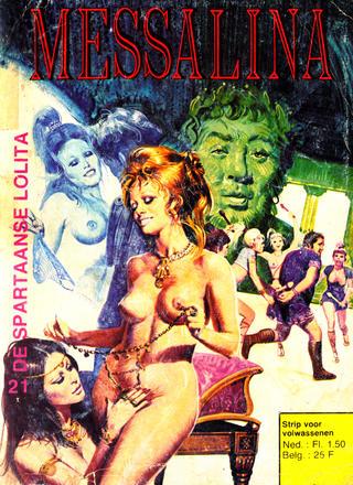 De Spartaanse Lolita van Messalina