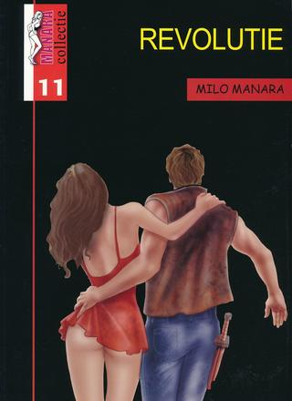 Revolutie van Milo Manara
