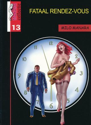 Fataal Rendez-Vous van Milo Manara