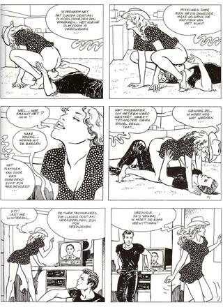 De Schakelaar 2 van Milo Manara