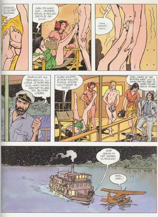 De Schakelaar 3 van Milo Manara